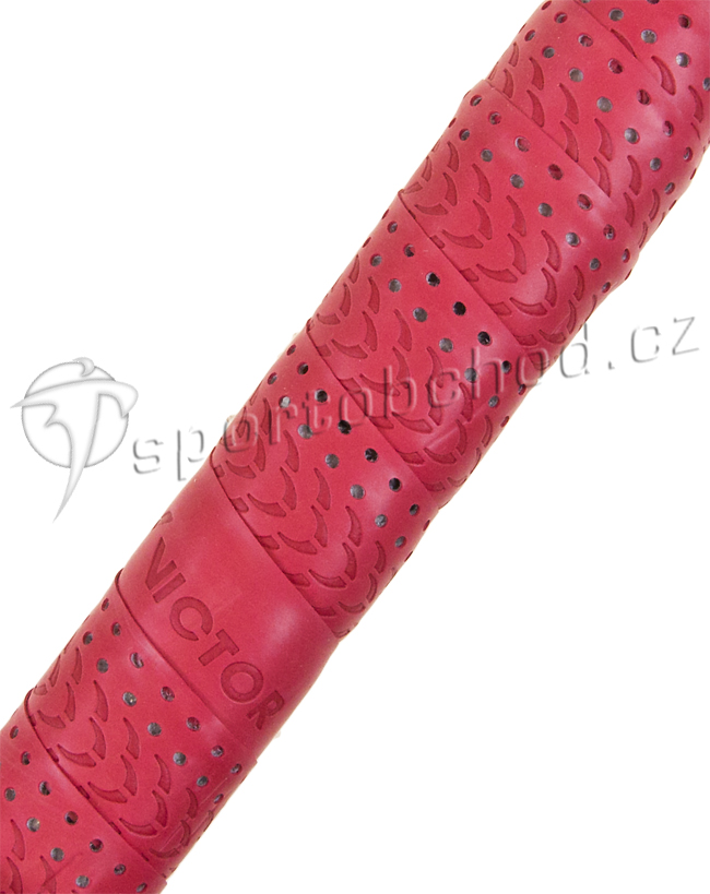 Basisgriffband Victor Fishbone Grip Red