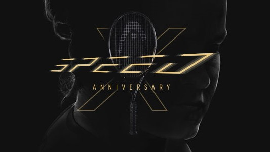 Ashleigh Barty Head Speed X anniversary