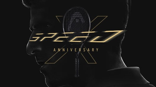 Novak Djoković Head Speed X anniversary